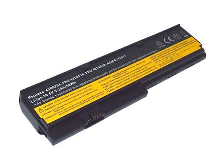 LENOVO 43R9254 Goedkope laptop batterij