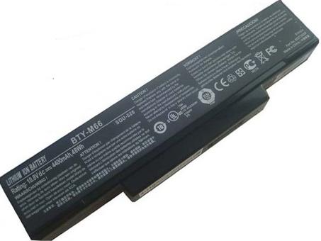 MSI 3UR18650F-2-QC-11 Goedkope laptop batterij