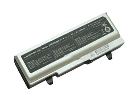 CLEVO M520GBAT-4 Goedkope laptop batterij