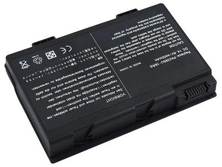 TOSHIBA PA3395U-1BRS Goedkope laptop batterij
