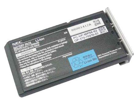 NEC PC-VP-WP86 Goedkope laptop batterij